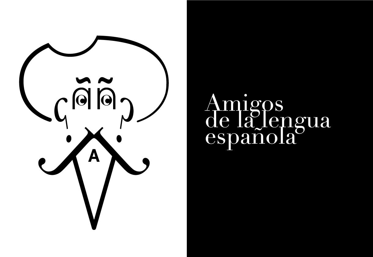 Logotipo Amigos de la Lengua Española
