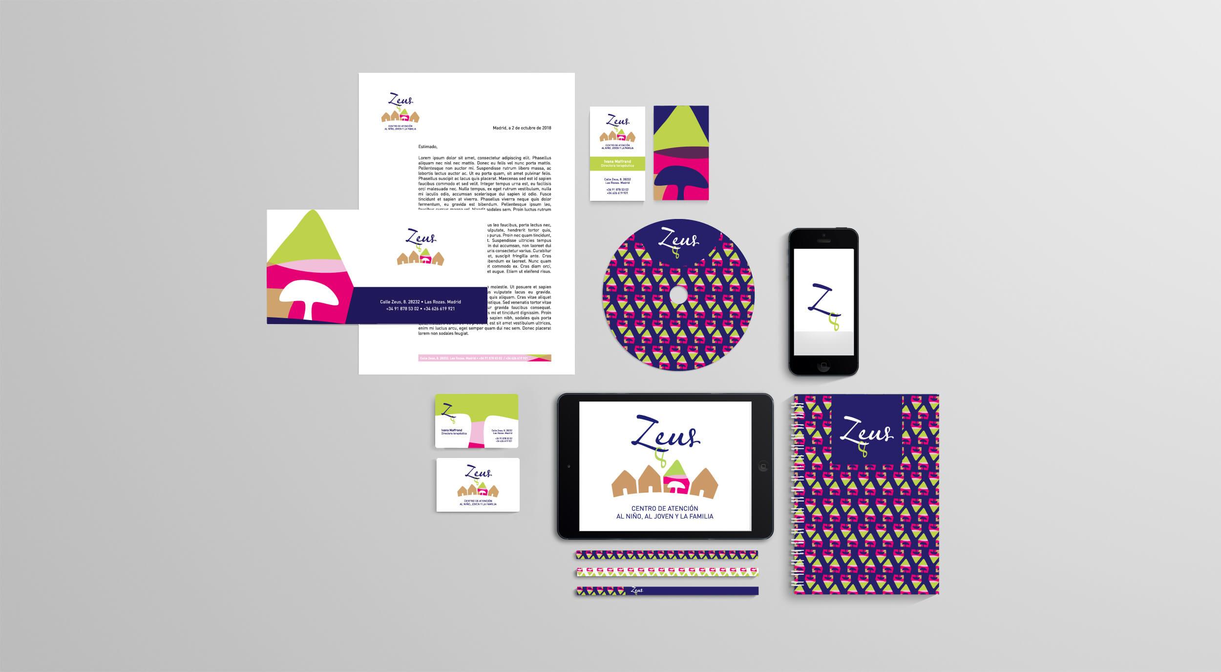 zeus8-brand-identity