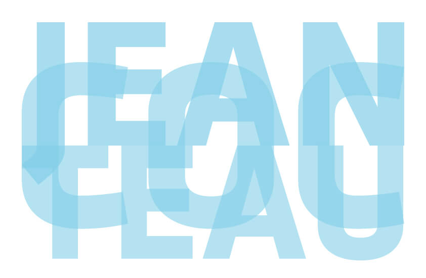 FESTIVAL POESTATE 2016 DEL TICINO - SUÍZA - Diseño logotipo de Jean Cocteau